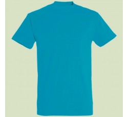 Футболка голубая мужская