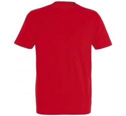 Футболка красная мужская