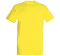 Футболка лимонная мужская