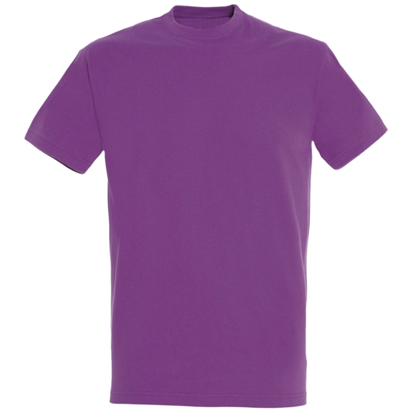 Футболка фиолетовая мужская