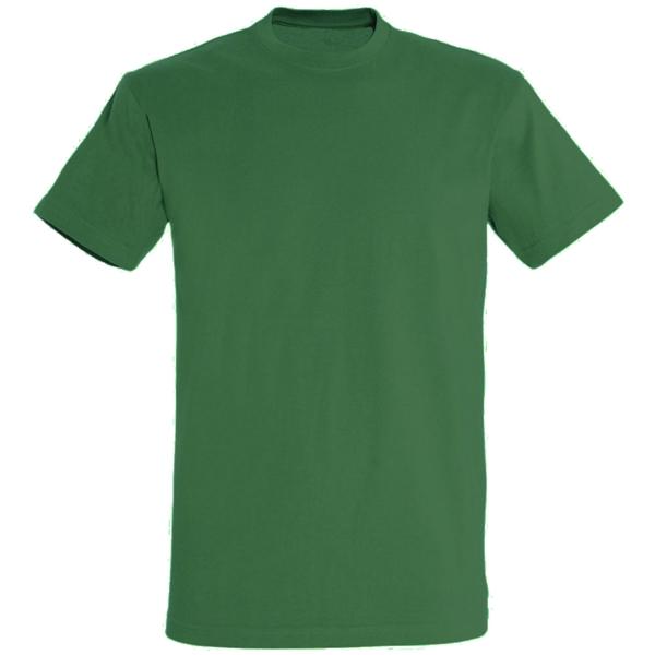 Футболка ярко-зеленая мужская