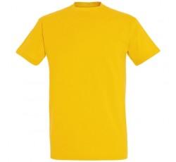 Футболка жёлтая мужская