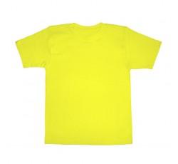 Футболка лимонная детская