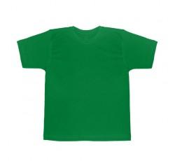 Футболка ярко-зеленая детская