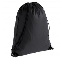 Рюкзак для формы и обуви черный