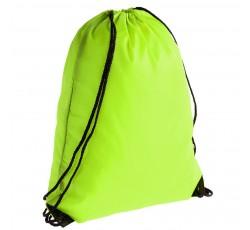 Рюкзак для формы и обуви лимонный
