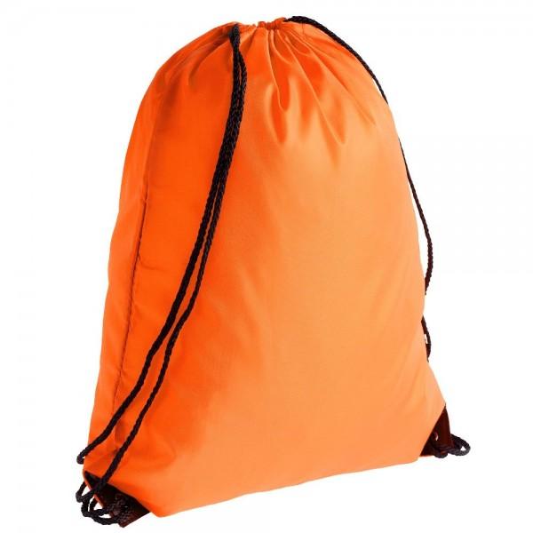 Рюкзак для формы и обуви оранжевый