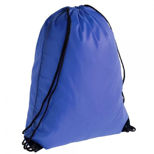 Рюкзак для формы и обуви синий
