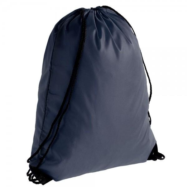 Рюкзак для формы и обуви темно-синий