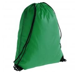 Рюкзак для формы и обуви зеленый
